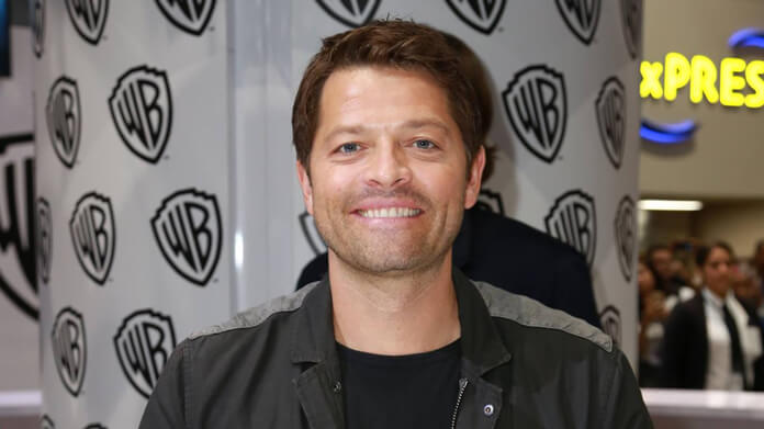Supernatural star Misha Collins