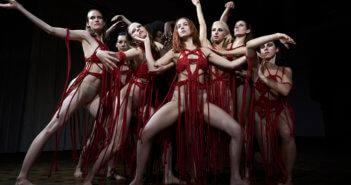 Suspiria stars Mia Goth and Dakota Johnson