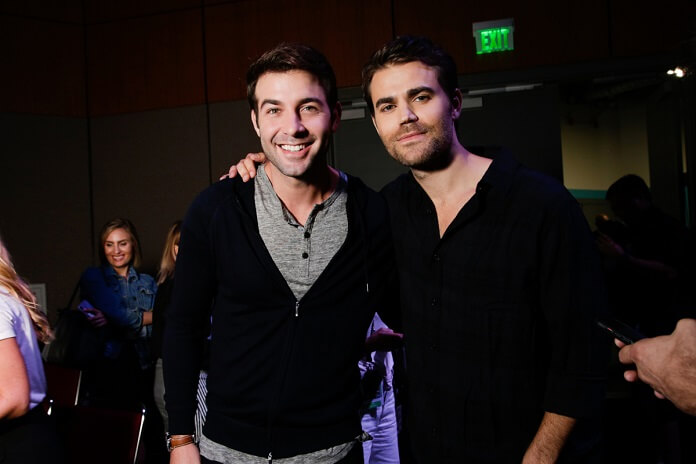 Tell Me a Story stars James Wolk and Paul Wesley