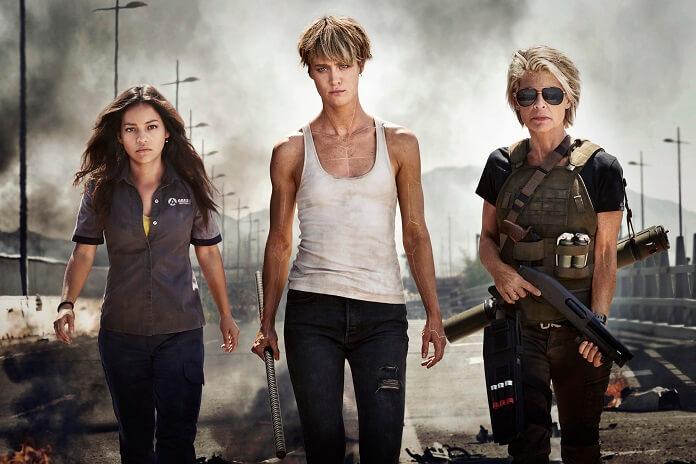 Terminator First Photo