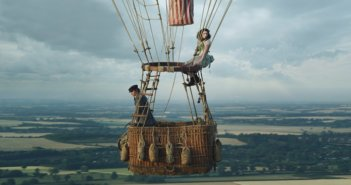The Aeronauts Eddie Redmayne and Felicity Jones
