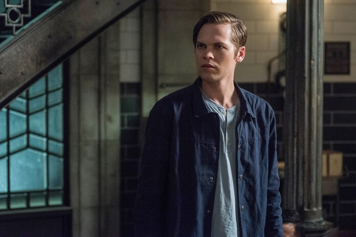 Supernatural star Alexander Calvert