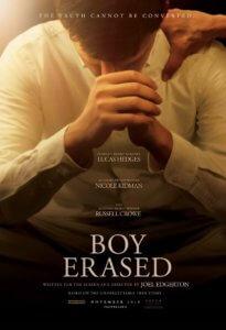 Poster for Boy Erased