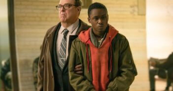 Captive State stars John Goodman and Ashton Sanders