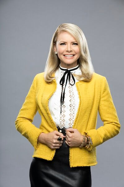 Murphy Brown star Faith Ford