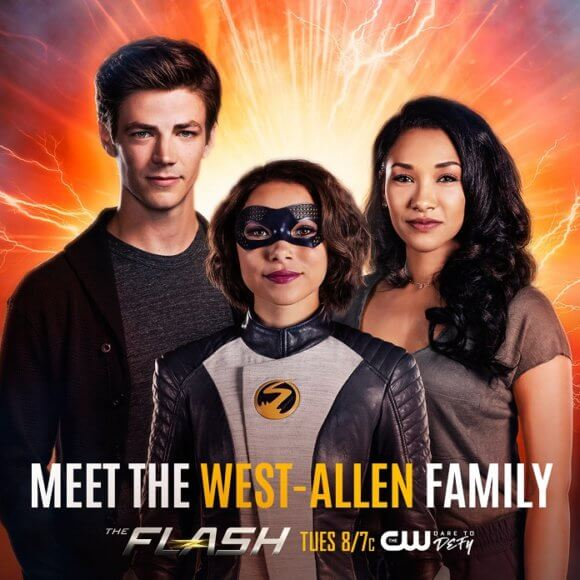 The Flash Season 5 Episode 1
