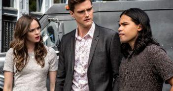 The Flash Season 5 Hartley Sawyer