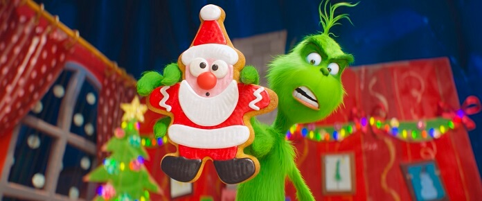 The Grinch Tops the Box Office