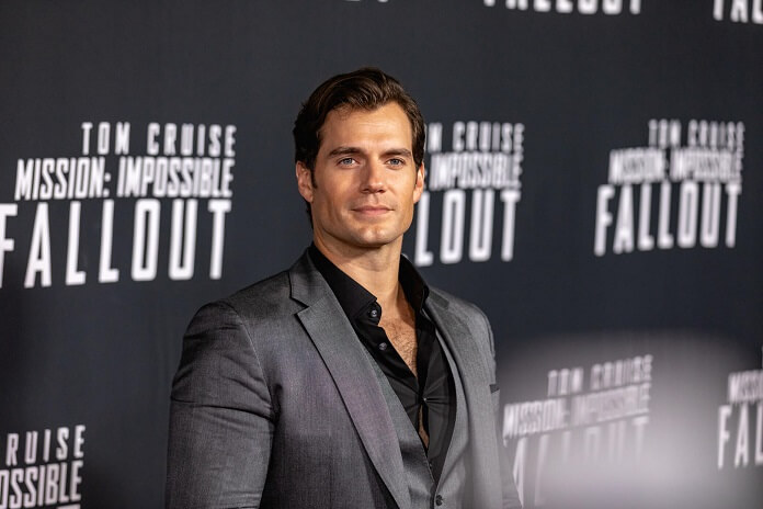 Henry Cavill to Star in The Witcher