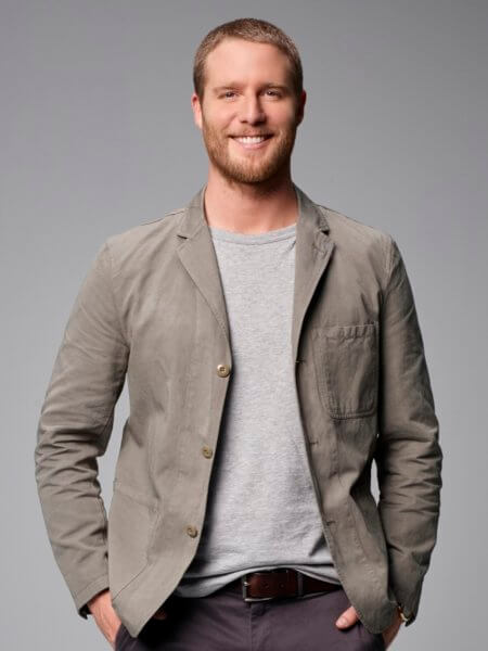 Murphy Brown star Jake McDorman