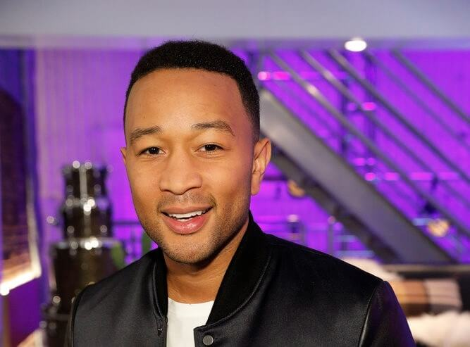 The Voice John Legend