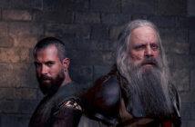 Knightfall Tom Cullen and Mark Hamill
