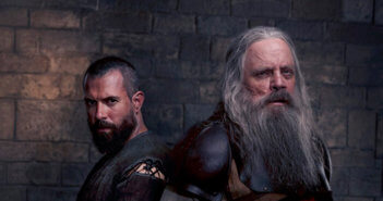 Knightfall Tom Cullen and Mark Hamill