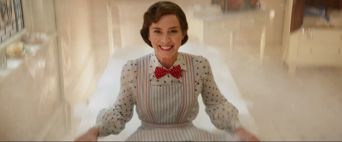 Mary Poppins Returns star Emily Blunt