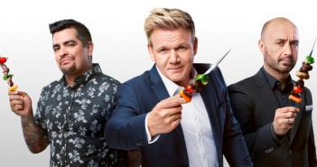 Masterchef Season 9 Coaches