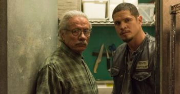 Mayans M.C. stars Edward James Olmos and JD Pardo