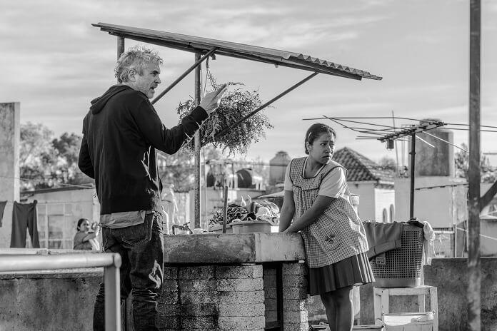Venice Film Festival Winner Roma