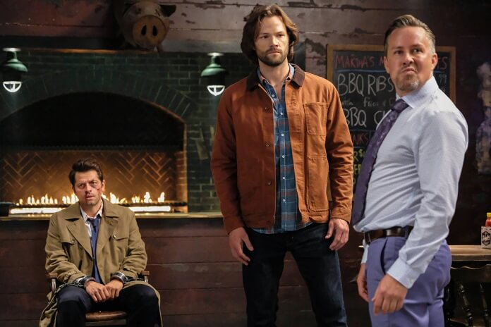 Supernatural Season 14 Episode 1