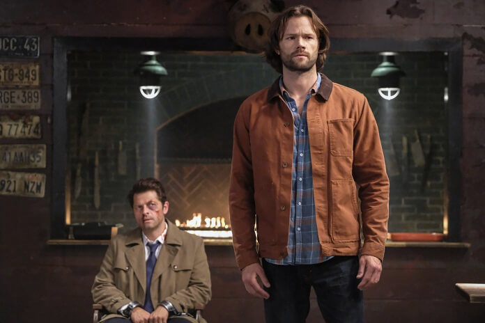 Supernatural Season 14 Jared Padalecki