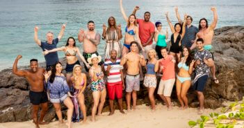 Survivor Season 37 castaways