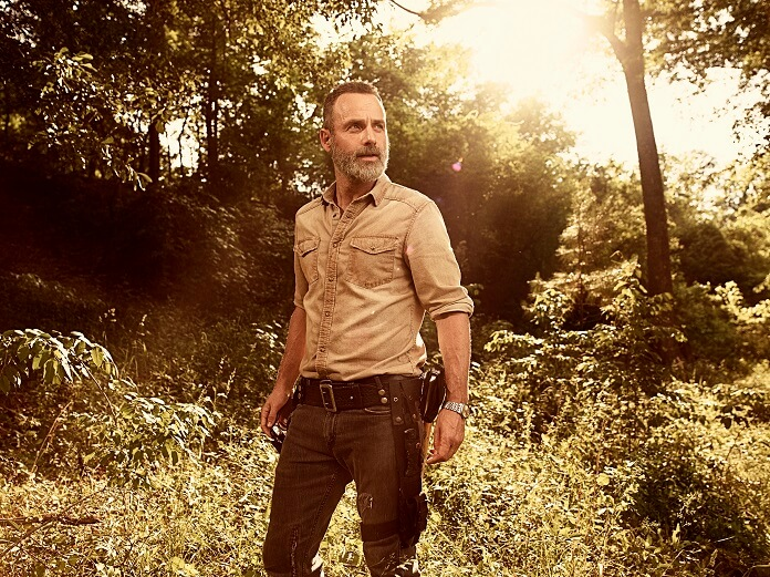 The Walking Dead Season 9 Andrew Lincoln