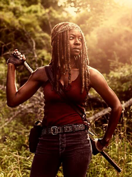 The Walking Dead Season 9 Danai Gurira