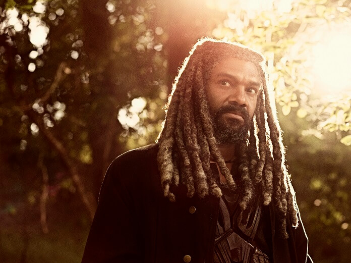 The Walking Dead Season 9  Khary Payton