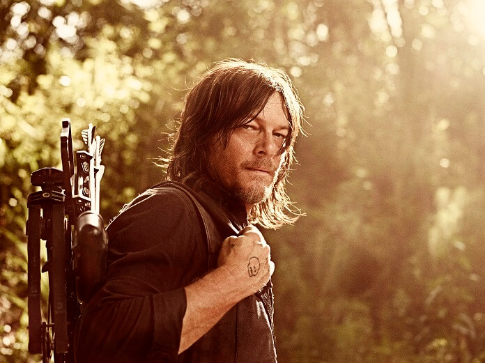 The Walking Dead Season 9 Norman Reedus