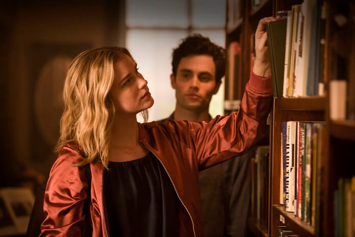 You Elizabeth Lail and Penn Badgley