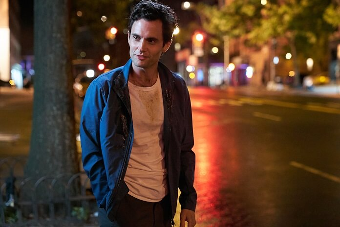 You star Penn Badgley