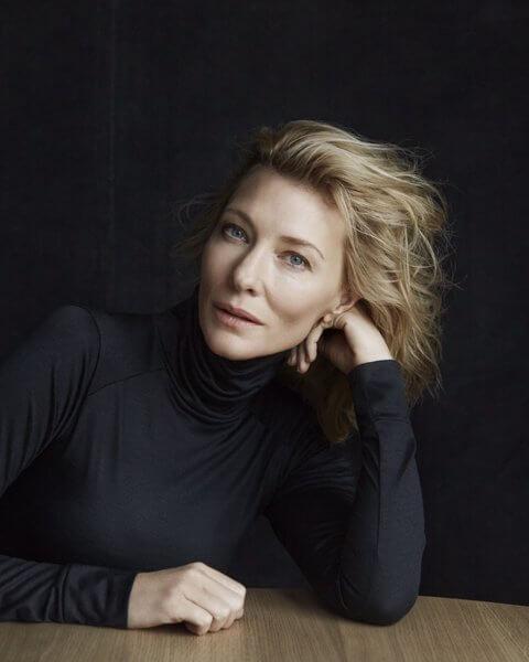 Cate Blanchett Stars in Mrs America