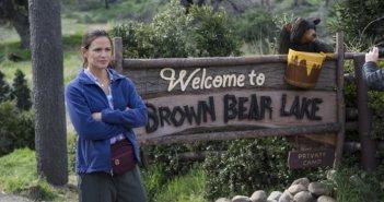 Camping star Jennifer Garner