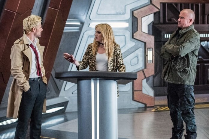 Legends of Tomorrow Season 4 Episode 3