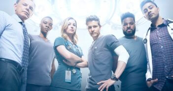 The Resident Season 2 Cast