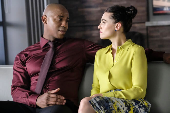 Supergirl Season 4 Episode 1 Mehcad Brooks