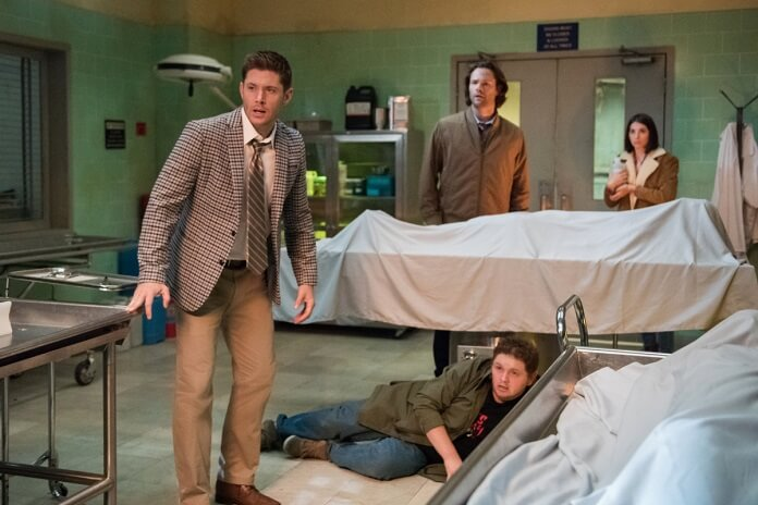 Supernatural Season 14 episode 4