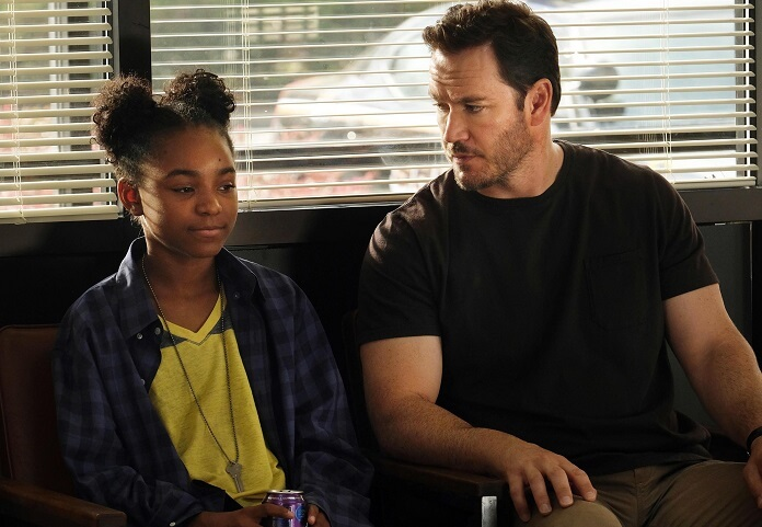 The Passage Mark-Paul Gosselaar and Saniyya Sidney