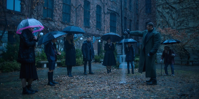 The Umbrella Academy Photo