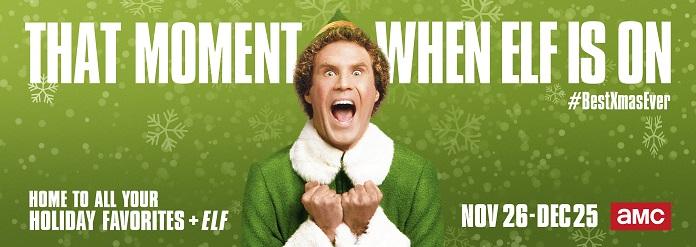 AMC Best Christmas Ever Lineup