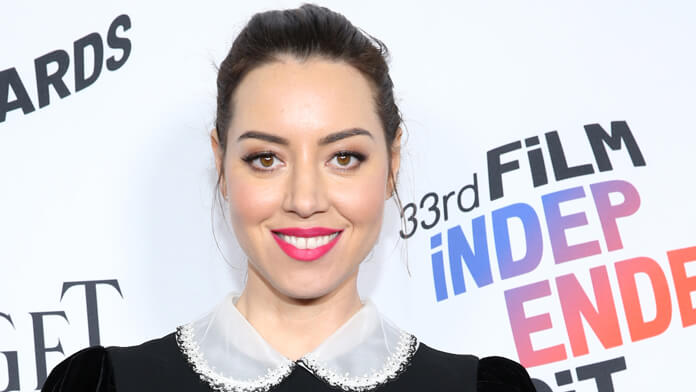 Aubrey Plaza Hosts Spirit Awards