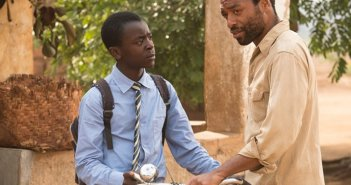The Boy Who Harnessed the Wind starring Chiwetel Ejiofor