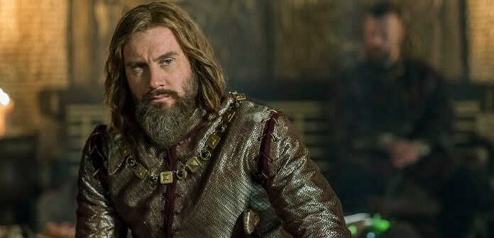 'Vikings' Star Clive Standen Exclusive Interview on Season 5, Part 2 and Rollo's Journey