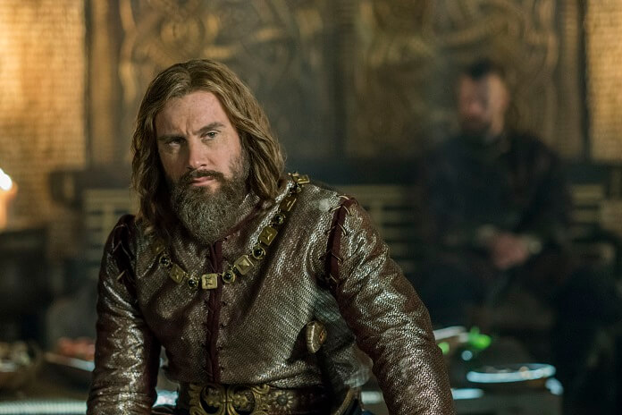 Vikings - Clive Standen Exclusive Interview on Season 5, Part 2