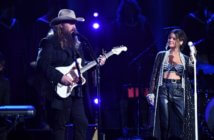 2018 CMA Awards Chris Stapleton and Maren Morris
