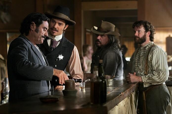 Deadwood Movie Starts Shooting