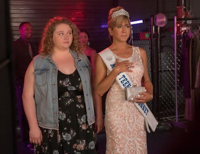 Dumplin Jennifer Aniston and Danielle MacDonald