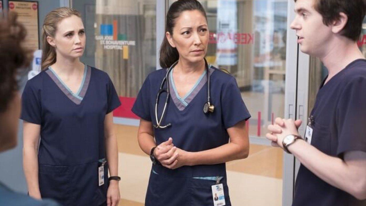 The Good Doctor Season 2 Episode 10 Photos: Quarantine Cast