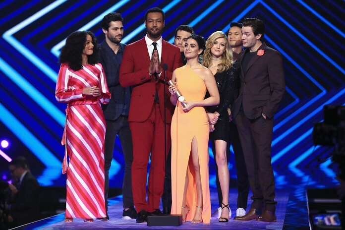 People's Choice Awards Shadowhunters Winner