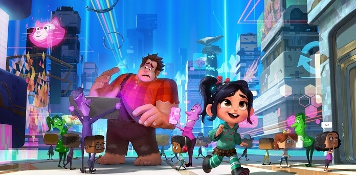 Ralph Breaks the Internet Box Office