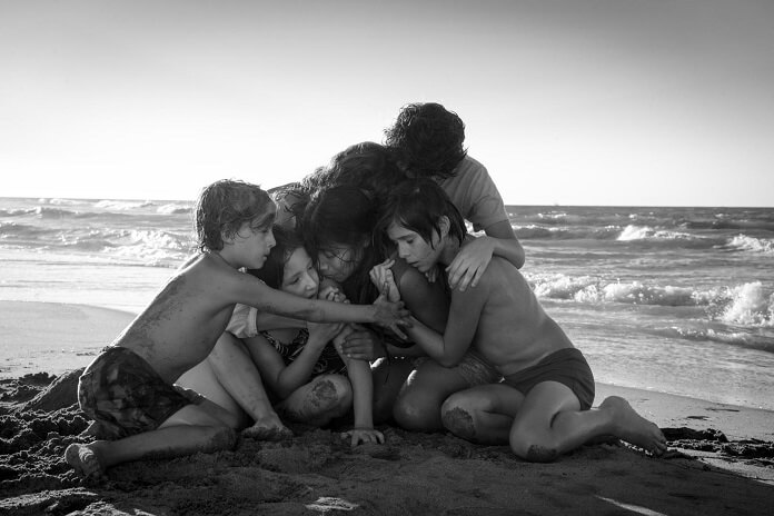 Roma Makes the Oscars Shortlist